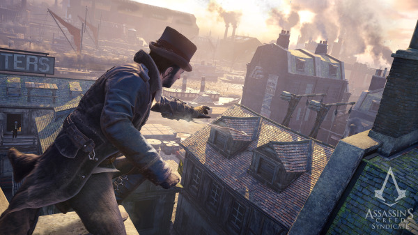 Assassin's Creed Syndicate Jacob Top Hat