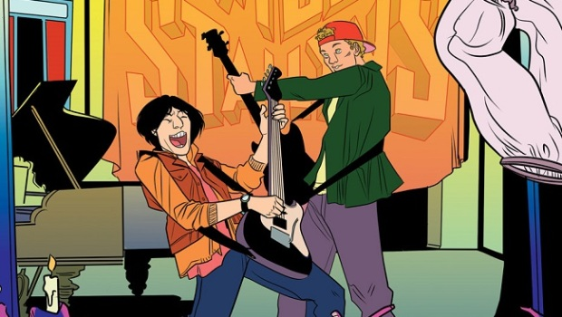 Bill and ted #3 feature