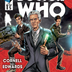 Doctor Who Issue 1 Cover A
