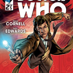Doctor Who Issue 2 Cover A