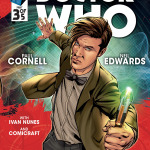 Doctor Who Issue 3 Cover A