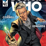 Doctor Who Issue 4 Cover A