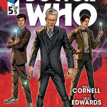 Doctor Who Issue 5 Cover A