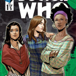 Doctor Who Issue 1 Cover C