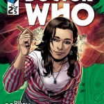 Doctor Who Issue 2 Cover C
