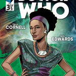 Doctor Who Issue 3 Cover C
