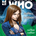 Doctor Who Issue 4 Cover C