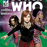 Doctor Who Issue 5 Cover C