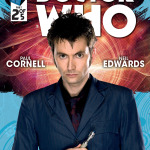 Doctor Who Issue 2 Cover B
