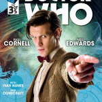 Doctor Who Issue 3 Cover B