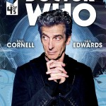Doctor Who Issue 4 Cover B