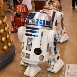 working R2-D2