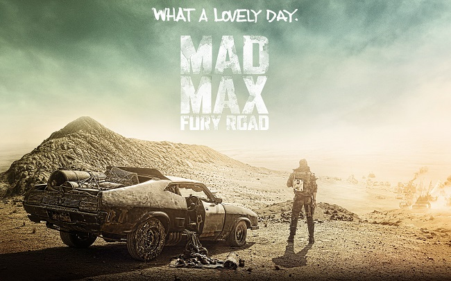 Mad Max Fury Road feature