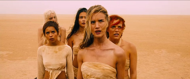 Mad Max Fury Road women .1