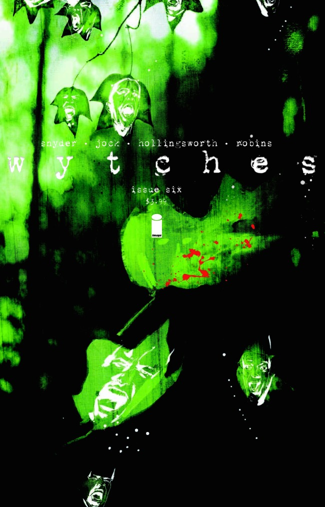 Wytches 6 cover