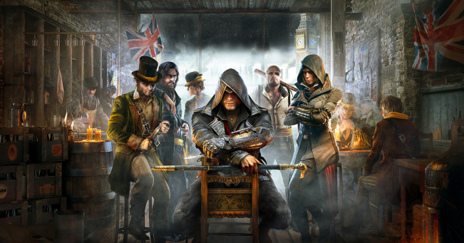 Assassin's Creed Syndicate Group