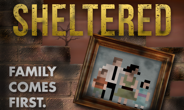 sheltered family comes first