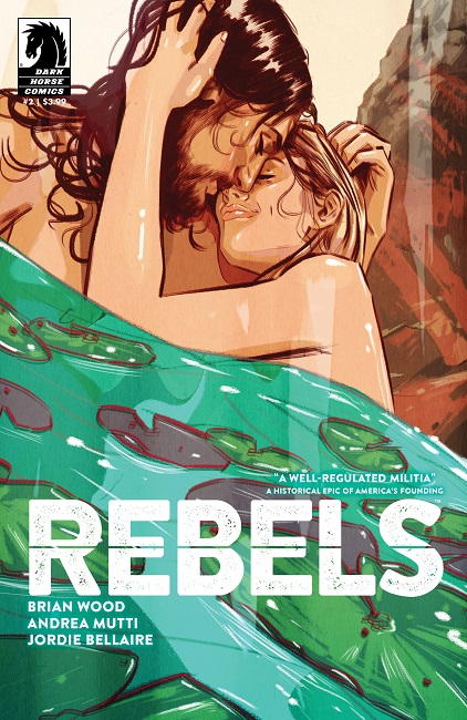 rebels #2 cover