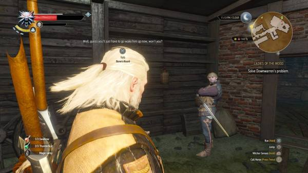 the witcher 3 wild hunt easter egg pulp fiction bring out the gimp