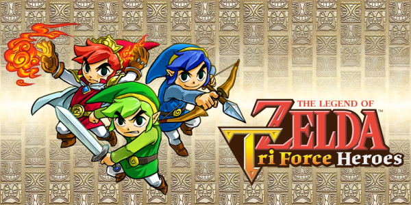 nintendo legend of zelda triforce heroes