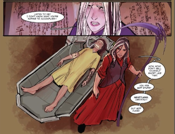 Death Vigil Feature