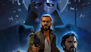 Star wars uprising poster