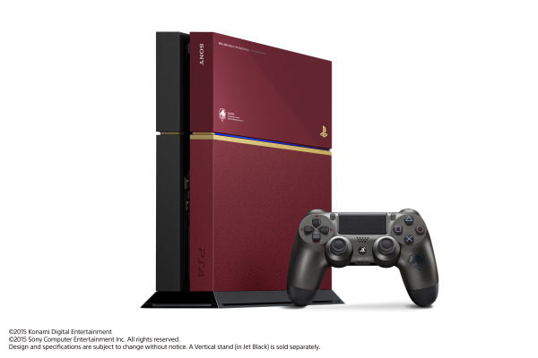 Metal Gear Solid V: The Phatom Pain playstation console