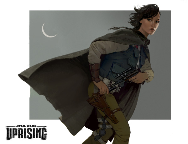 riley star wars uprising