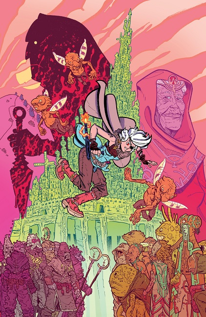 The Spire 1 cover