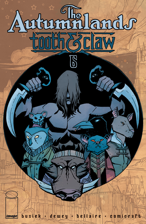 ToothandClaw06_CoverB