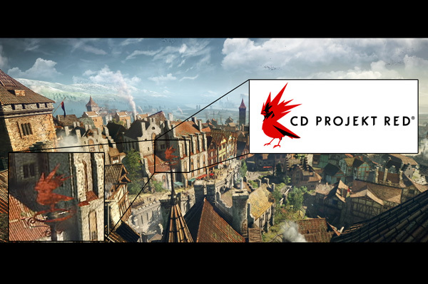 The witcher 3 easter egg weather vane cd projekt red