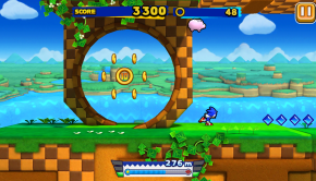 sonic hedgehog runners