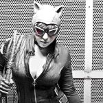 Bethany Maddock Cosplay as Catwoman from the Rocksteady game Arkham City