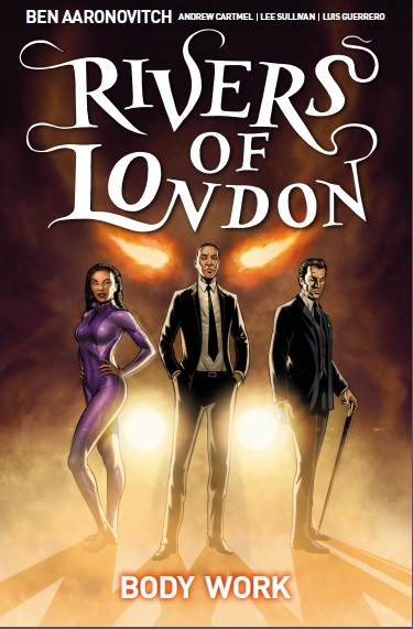 Rives of London 1 cover