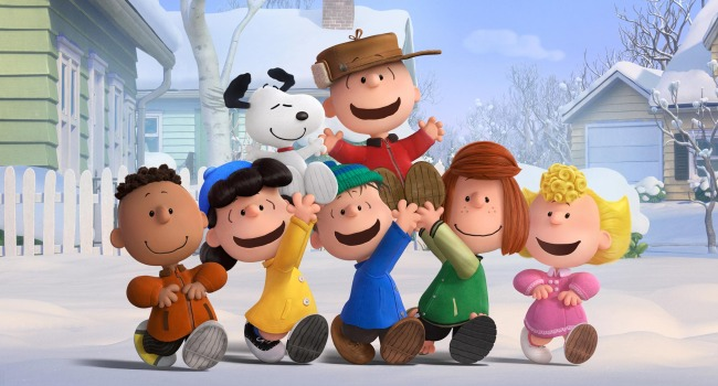'The Peanuts Movie: Snoopy's Grand Adventure' game