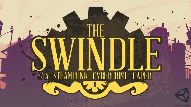 the swindle steampunk cybercrime caper