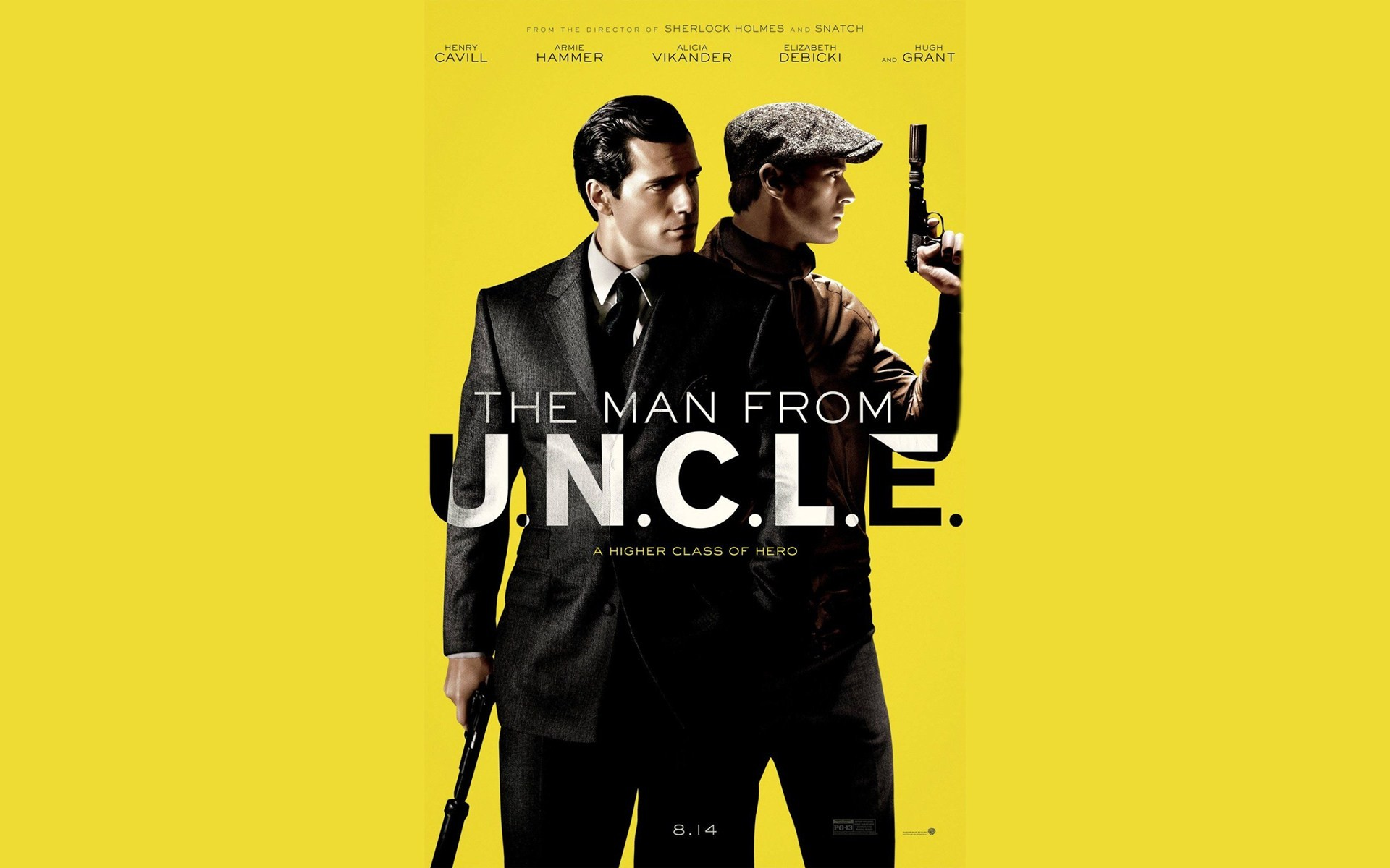 The Man From Uncle Banner
