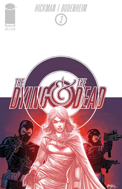 DyingandDead 3 Cover