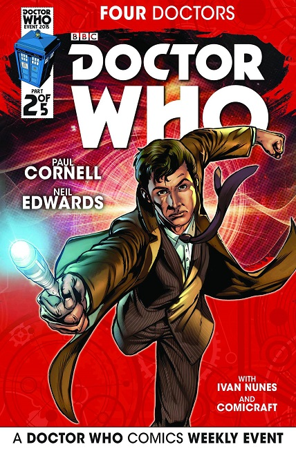 Four Doctors 2 cover