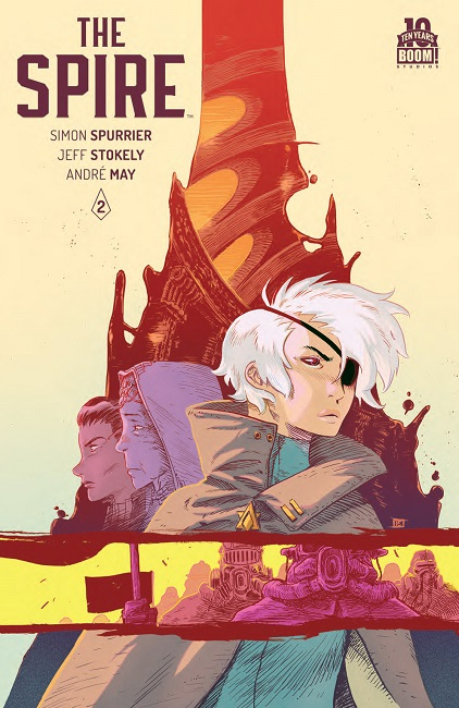 Spire 2 cover