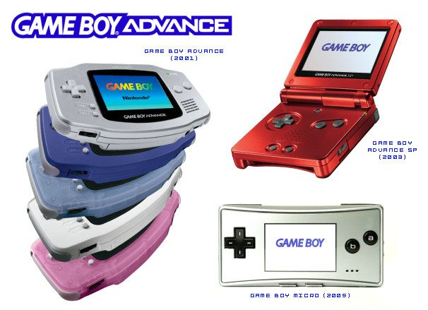 gba comparisons