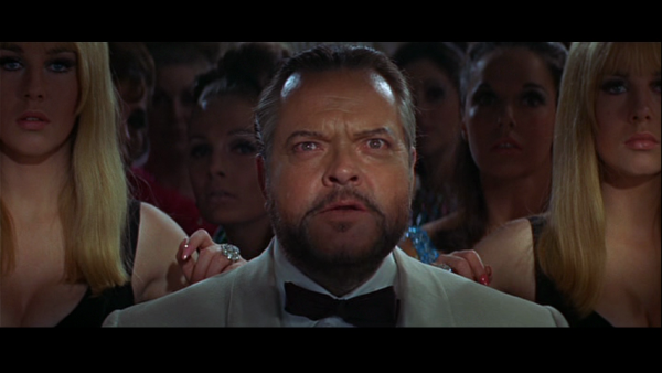 Casino Royale Bond Welles