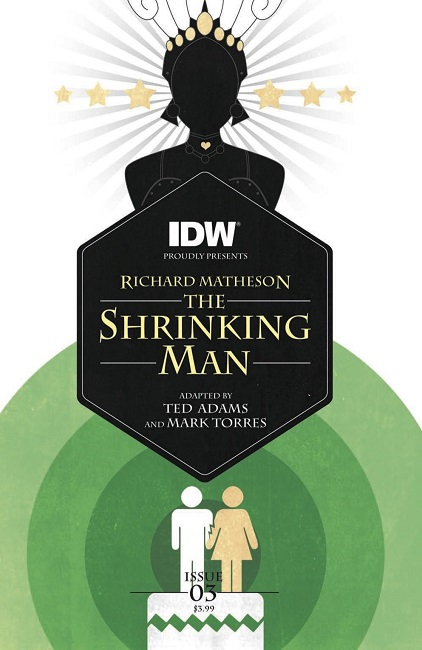 Shrinking Man 03 cover