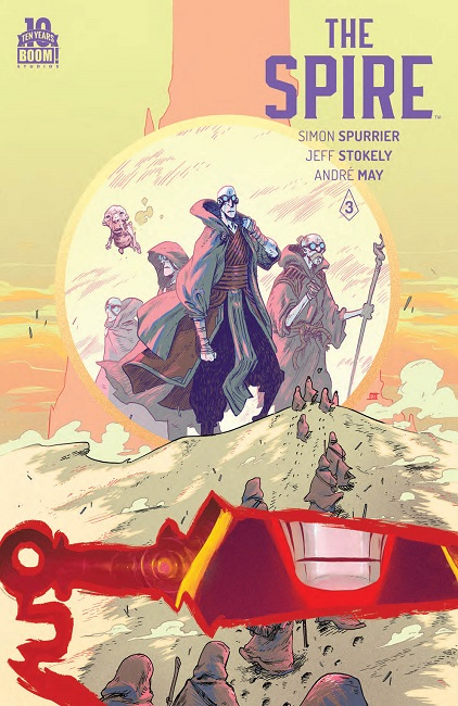 Spire 3 cover