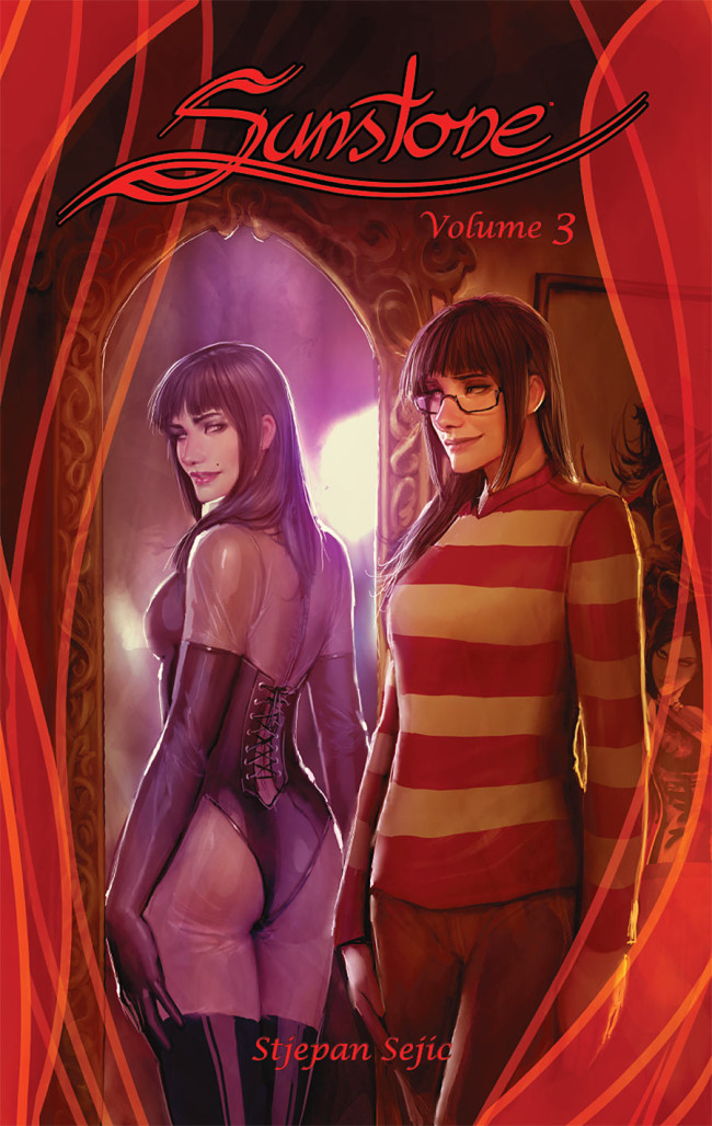 sunstone volume 3 cover