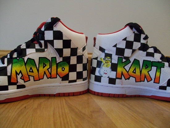 jessie-kavana-mario-kart-custom-nike-dunk-shoes-2
