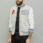 Insert Coin PlayStation 20 Varsity Jacket Gamer Christmas