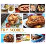 fry scores gamer christmas cook book