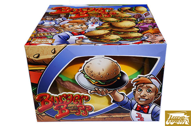 Burger Boss Box Small
