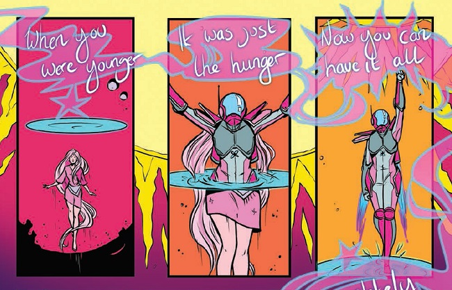 Jem and the Holograms #8